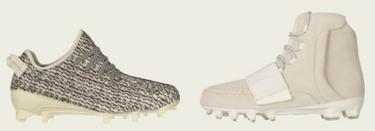 2017年 アディダス イージー 350 & 750 クリート発売確定(adidas Yeezy 350 & 750 Cleats、Football、Kanye West、カニエ・ウェスト)