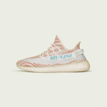 """2017年 アディダス ウィメンズ イージーブースト 350 V2 """"チョークコーラル""""発売(adidas WOMENS YEEZY BOOST 350 V2 """"Chalk Coral""""、B37574)"""