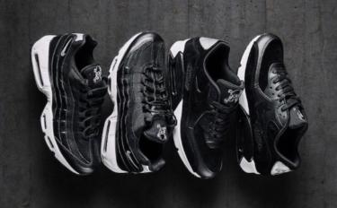 """2017年9月4日(月) ナイキ エアマックス """"レベル・スカルス""""パック 発売(Nike Air Max 'Rebel Skulls' Pack)"""