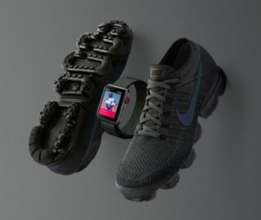 2017年11月24日(金) ナイキ アップル ウォッチ 3 セルラー + GPS ミッドナイトフォグエディション発売(Nike Apple Watch 3 Cellular + GPS Midnight Fog edition)