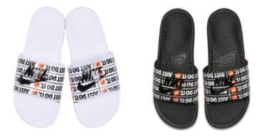 """2018年6月6日(水) ナイキ ベナッシ """"ジャストドゥイット"""" 発売(Nike BENASSI JDI PRINT)"""