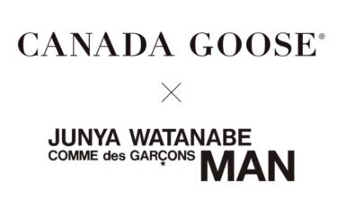 2018年10月5日(金)11時 カナダグース x ジュンヤワタナベマン コム・デ・ギャルソンマン 発売(CANADA GOOSE × JUNYA WATANABE COMME des GARÇONS MAN)