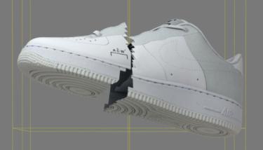 2018年12月21日(金) ナイキ x ア コールド ウォール エアフォース1 発売(Nike x A-COLD-WALL* Air Force 1 BQ6924-100 / BQ6924-001)