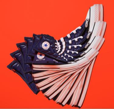 2019年1月19日(土)8時 P.A.M. x コンバース コラボレーション コレクション 発売(P.A.M. x Converse Collaboration Collection)
