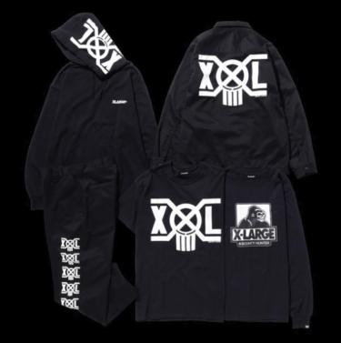 2019年1月26日(土)12時 エクストララージ x バウンティーハンター コラボアイテム発売(X-LARGE x BOUNTY HUNTER)