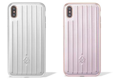 2019年1月 リモワ アイフォンケース モデル 発売(RIMOWA iPhone Cases Modeled)