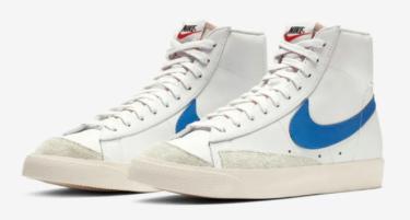 2019年1月26日(土)17時 ナイキ ブレーザー MID '77 ヴィンテージ 海外発売(Nike Blazer Mid 77 Vintage Bq6806-400)