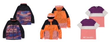 2019年2月16日(土)12時 エクストララージ x コロンビア「サンセットコレクション」発売(XLARGE x Columbia SUNSET COLLECTION)