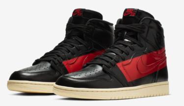 """2019年2月23日(土)9時 ナイキ エアジョーダン 1 クチュール 発売(Nike Air Jordan 1 Retro High OG """"Couture"""" BQ6682-006)"""