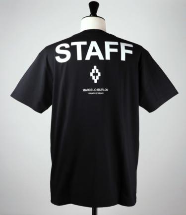 2019年2月27日(水)10時 マルセロ・ブロン スタッフTシャツ発売(Marcelo Burlon STAFF T-SHIRT)