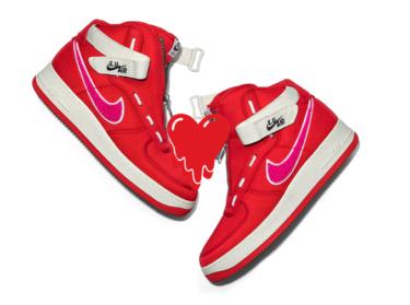2019年3月14日(木)9時 ナイキ エアフォース 1 x エモーショナリー・アンアベイラブル 発売(Nike Air Force 1 x Emotionally Unavailable)