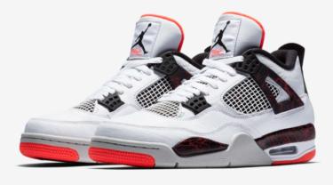 2019年3月2日(土) ナイキ エアジョーダン 4 フライト ノスタルジア 発売(Nike Aie Jordan 4 FLIGHT NOSTALGIA 308497-116)