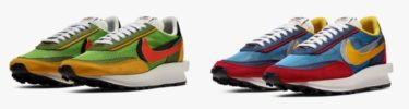 2019年3月7日(木)17時 サカイ x ナイキ LDワッフル 発売(SACAI x NikeLab LDWaffle Bv0073-400 / Bv0073-300)