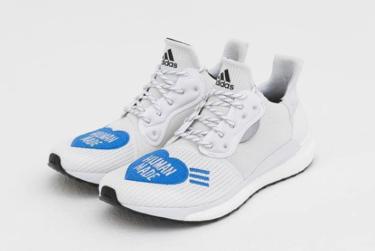 2019年5月3日(金) アディダス ファレル ソーラーHu x ヒューマンメイド 発売(adidas PHARRELL SOLAR HU x HUMAN MADE)