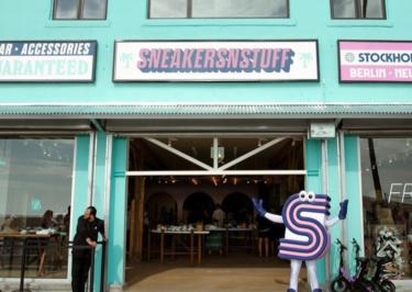 2019年5月 Sneakersnstuff 最大81%OFFスニーカーセール実施中!(ナイキ、ジョーダン、アディダスなど)