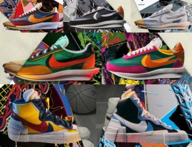 2019年5月16日(木)/30日(木) ナイキ x サカイ LDワッフル & ブレザーミッド 発売(Nike x sacai LDWaffle and Blazer Mid)