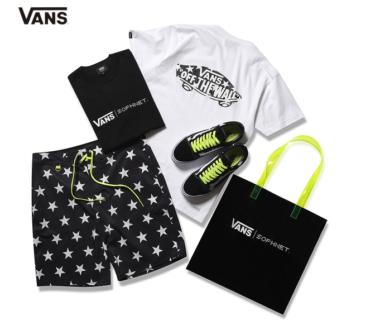 2019年6月8日(土) / 6月10日(月) ヴァンズ x ソフ オールドスクール ブラック 発売(VANS x SOPH OLDSKOOL BLACK)