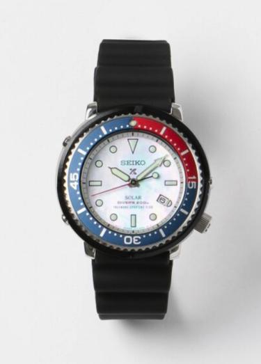 2019年7月 セイコー x フリーマンズスポーティングクラブ スペシャルモデル第6弾 発売(FSC × SEIKO PROSPEX Diver Scuba EX-06)