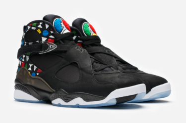 2019年6月24日(月) ナイキ ジョーダン 8 Quai54 発売(Nike Air Jordan 8 Retro Quai54 Cj9218-001)