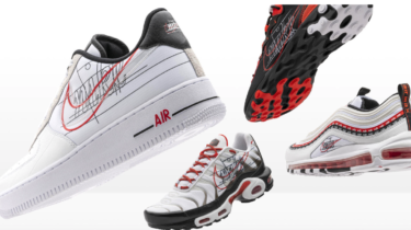 2019年8月10日(土) ナイキスクリプトスウッシュパック 発売(Nike Script Swoosh Pack)
