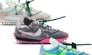 2019年10月24日(木) オフ・ホワイト x ナイキ ワッフルレーサー 発売(Off-White x Nike Waffle Racers)