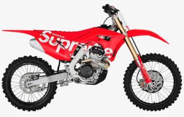 2019年10月3日(木) シュプリーム x ホンダ CRF 250R バイク 発売