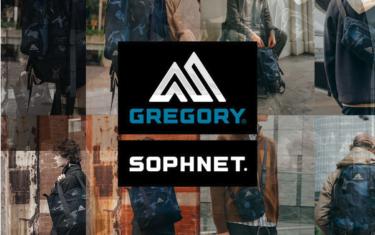 2019年10月5日(土) ソフネット × グレゴリー(SOPHNETxGREGORY)発売