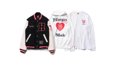 2019年10月12日(土) ガールズドントクライ x ヒューマンメイド(Girls Don't Cry & HUMAN MADE Unveil Collab)コラボアイテム 発売
