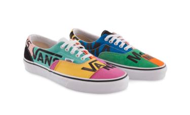 2019年10月2日(水) モマ x ヴァンズ エラ(MoMA and Vans Era Sneakers)発売