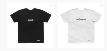 2019年10月29日(火) シークエル x フラグメント デザイン コラボTシャツ発売