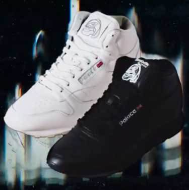 2019年 パレス x リーボック コラボ(Palace Skateboards x Reebok Collab)発売