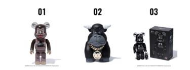 2019年10月12日(土)12時 XLARGE(エクストララージ)× D*Face 発売