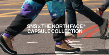 2019年10月19日(土) The North Face x SNS Capsule COLLECTION 発売