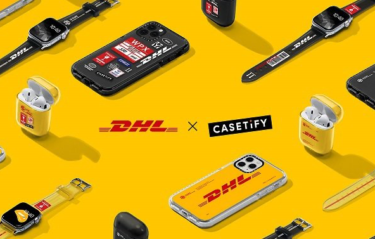 "2019年10月23日(水) DHL x CASETiFY ""50 Years of DHL"" collection 発売"
