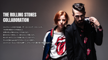 2019年10月25日(金) グラム x ザ・ローリングストーンズ(glamb x THE ROLLING STONES)予約販売
