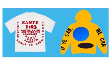 2019年11月1日(金)12時まで カニエ・ウェスト x カクタスプラントフリーマーケット(Kanye West Teams With Cactus Plant Flea Market)発売