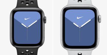 2019年10月4日(金) アップル ウォッチ ナイキ(Apple Watch Nike)シリーズ 5 発売