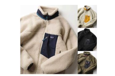 2019年11月7日(木)12時 パタゴニア クラシックレトロX ジャケット(Patagonia Classic Retro-X Jacket)発売