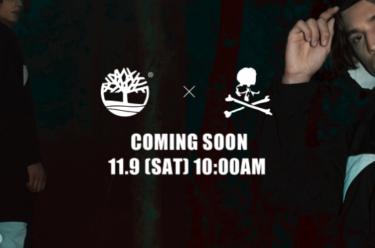 2019年11月9日(土) ティンバーランド x マスターマインド (Timberland x mastermind JAPAN)2019年秋冬カプセルコレクション 発売