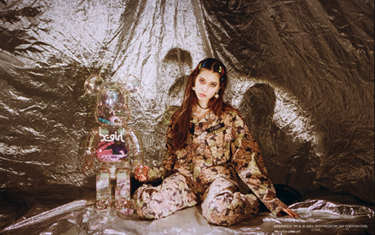 2019年11月15日(金)12時 /  11月16日(土)12時 エックスガール x ベアブリック(X-girl x BE@RBRICK)発売