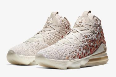 2019年12月7日(土) ハーレムファッション・ロウ x ナイキ レブロン 17(Harlem Fashion Row x Nike LeBron 17)発売