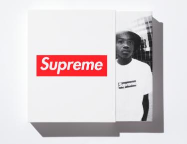 2019年11月23日(土)11時 ハードカバーブック「Supreme (Vol 2)」発売