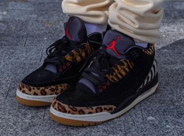 2019年12月19日(木) ナイキ エアジョーダン3 アニマルパック(Nike Air Jordan 3 Animal Pack)発売?