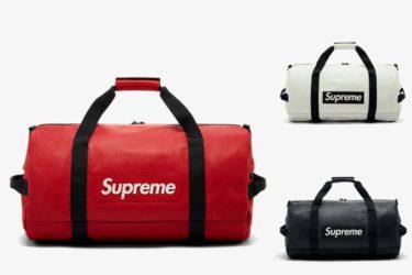 2019年11月23日(土) シュプリーム x ナイキ ダッフルバッグ(Supreme x Nike Duffle Bags)発売