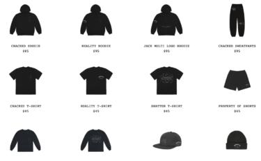 2019年12月1日(日) トラヴィス・スコット ブラックジャックコレクション(Travis Scott Black Jack Collection)発売