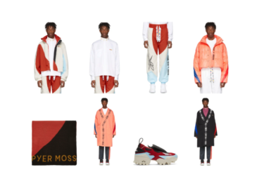 2019年12月8日(日) パイヤーモス × リーボック コレクション第3弾(Reebok x Pyer Moss Collection 3)発売