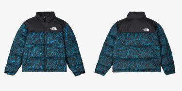 2019年12月11日(水) ザ・ノースフェイス 1996 レトロ ヌプシ ジャケット ブルーコーラル(The North Face 1996 Retro Nuptse Jacket BluCoral)発売