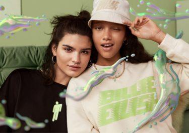 2020年1月2日(木) H&M x Billie Eilish(ビリー・アイリッシュ)マーチ・コレクション 発売