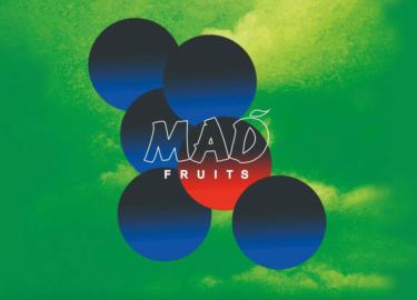 POP BY JUN(ポップ バイ ジュン)販売アイテム とんだ林 蘭プロデュース MAD FRUITS(マッドフルーツ)発売